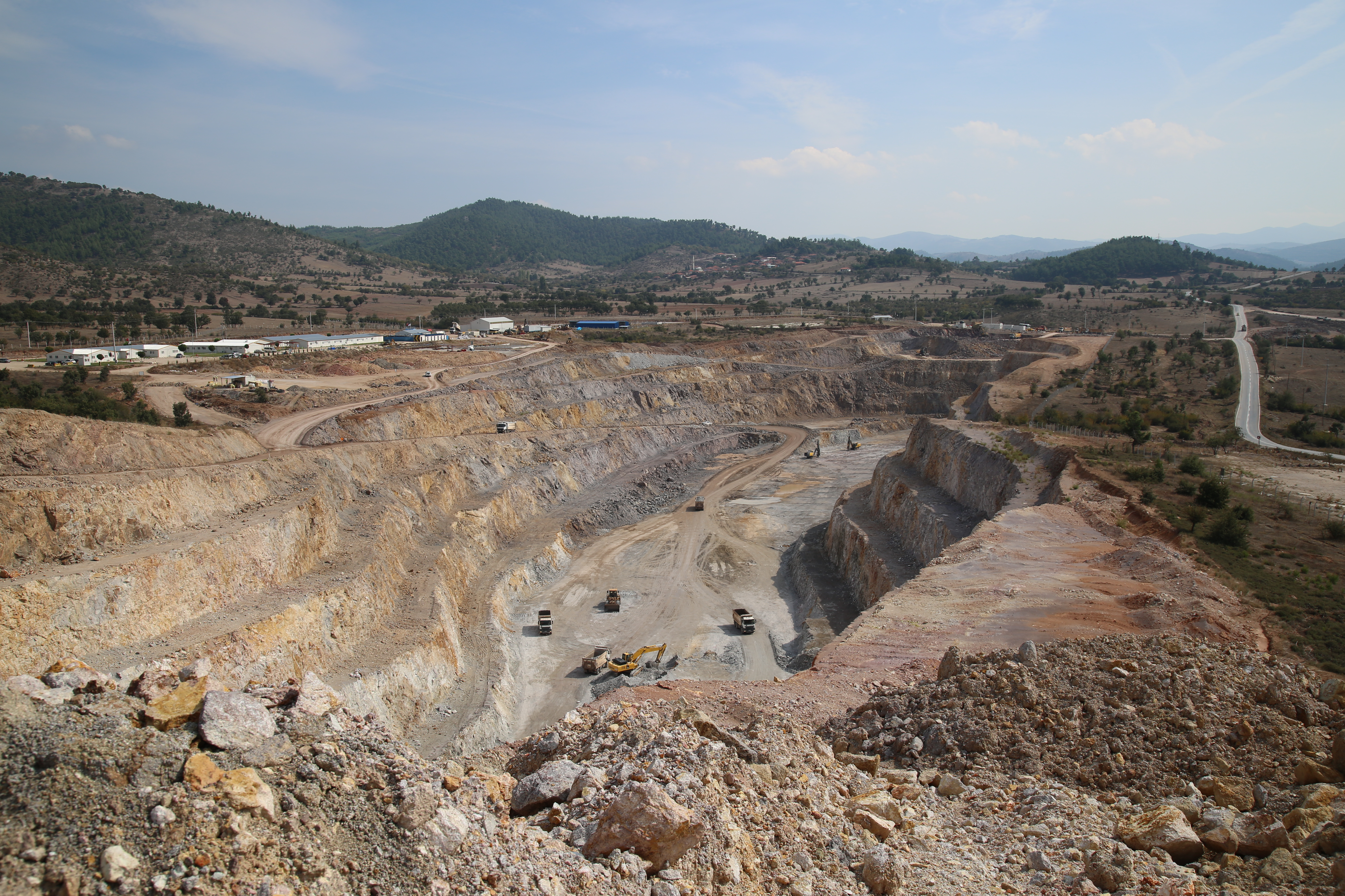 Ariana Resources Exceeds 2018 Gold Production Guidance